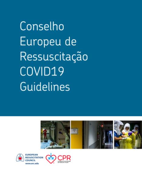 Conselho europeu de ressuscitação COVID19