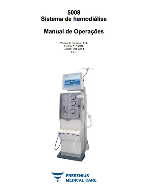 manual fresenius 5008 Cor Diax