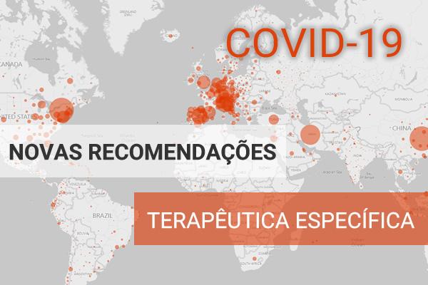 Covid-19: Novas recomendações