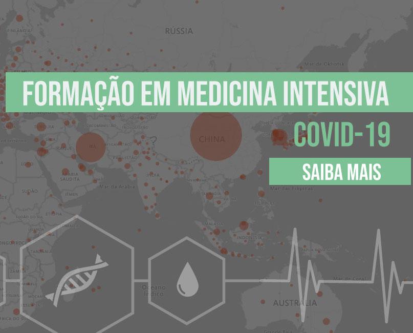 Formação em Medicina intensiva - COVID-19