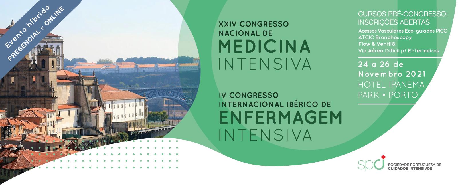 XXIV Congresso Nacional de Medicina Intensiva