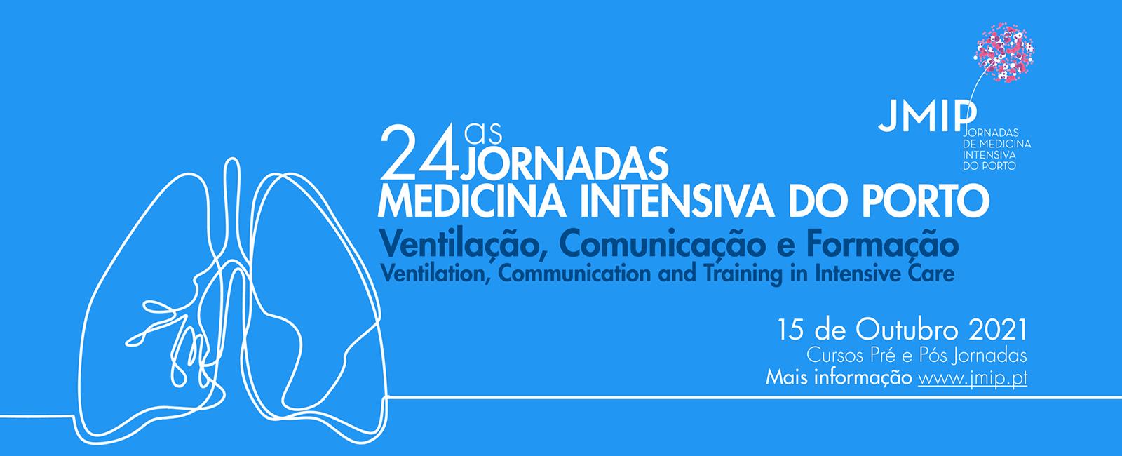 24as Jornadas de Medicina Intensiva do Porto