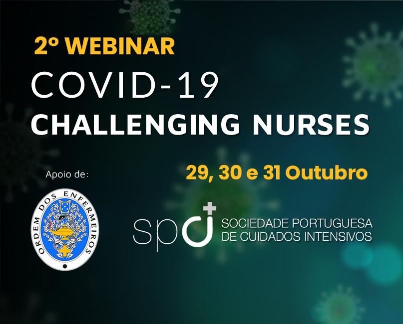 2° Webinar Covid-19 - Challenging Nurses