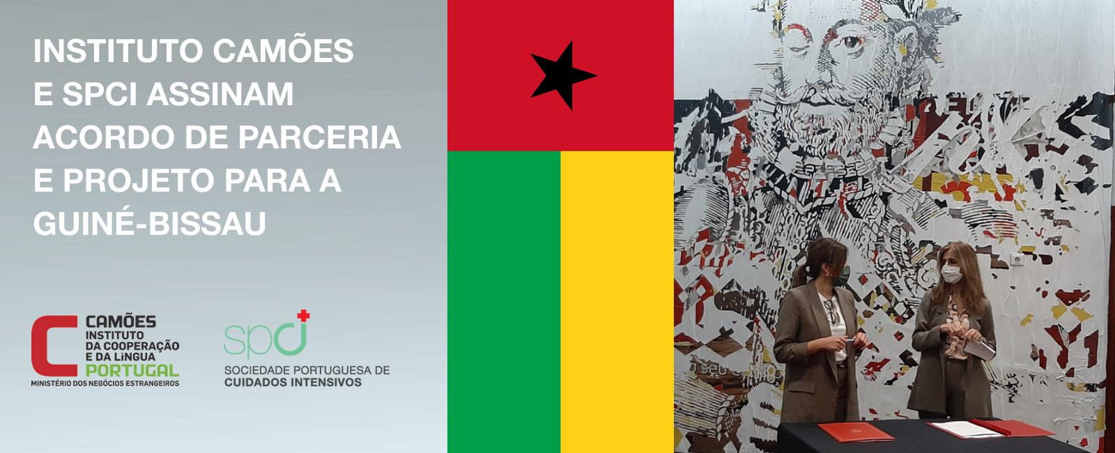 Instituto Camões e SPCI assinam acordo de parceria para a Guiné Bissau