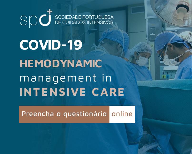 Hemodynamic Management in Intensive Care