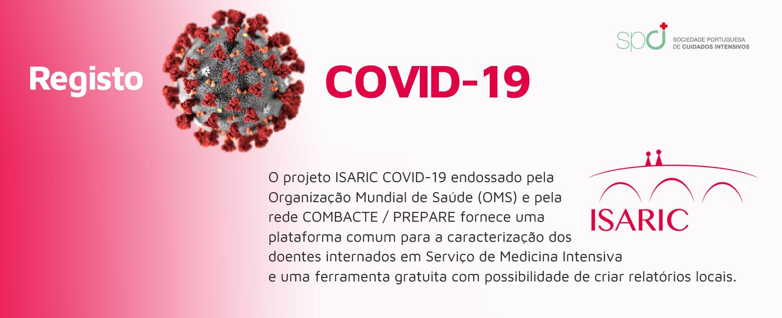 Projeto ISARIC COVID-19