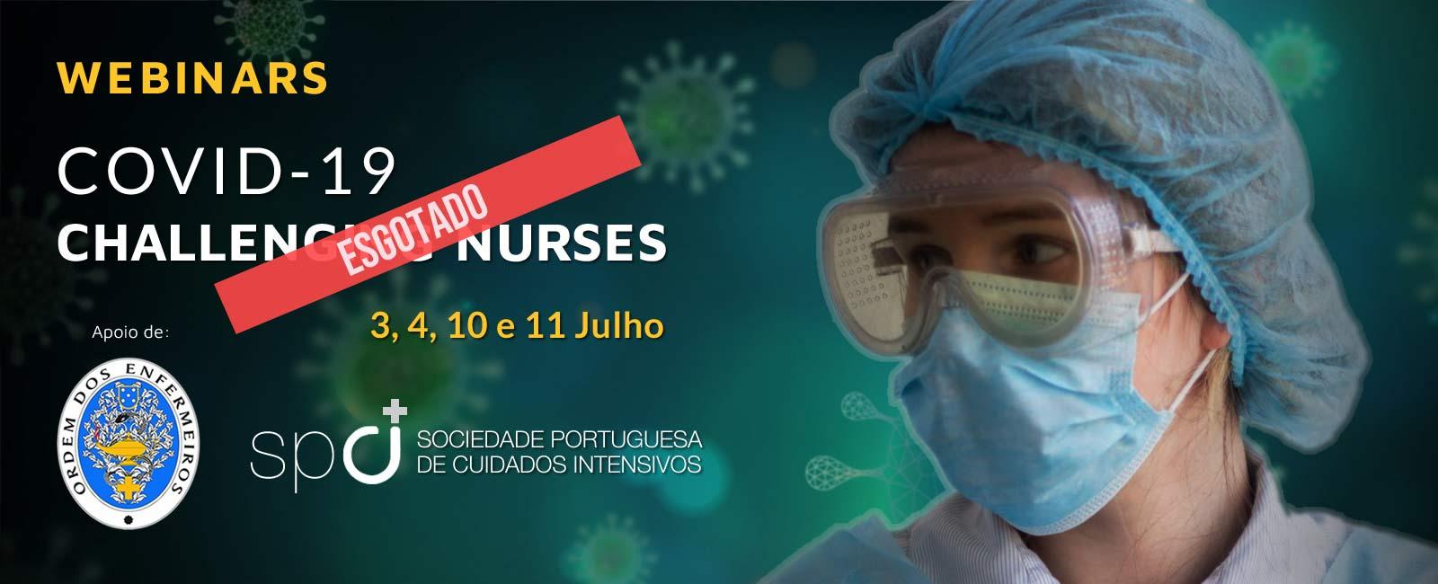Webinar Covid-19 - Challenging Nurses